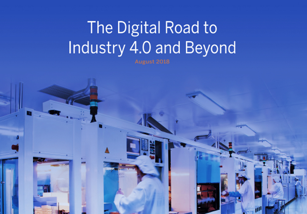The Road to Industry 4.0- Five Stages of Digital Maturity