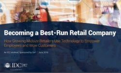 How Growing Midsize Retailers Use Technology to Empower Employees