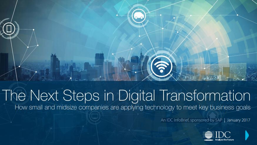 How small and midsize companies are applying technology to meet goals